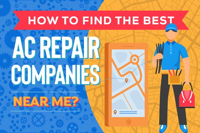 AC Repair Companies Near Me