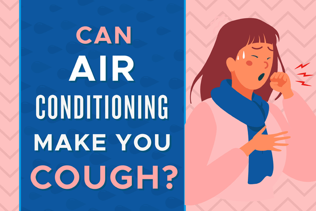 can air conditioning make you cough