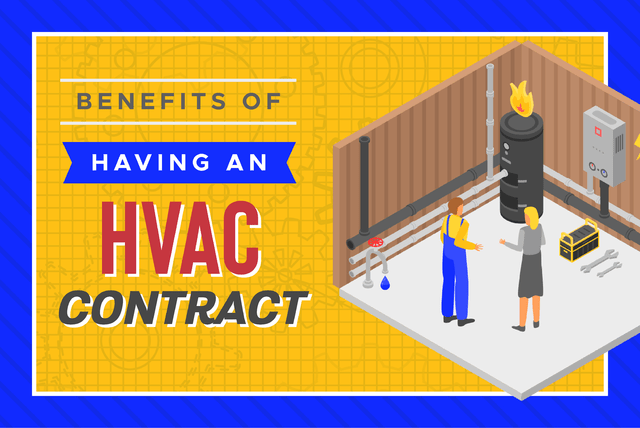hvac contract