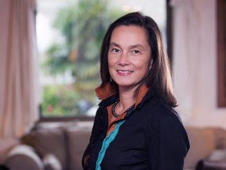 Emmanuelle Bouvier, présidente de Plastipolis