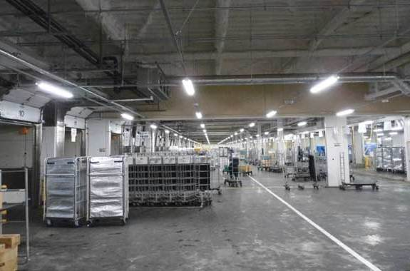 Saving electricity of the Refrigerated warehouse | ECOPAD