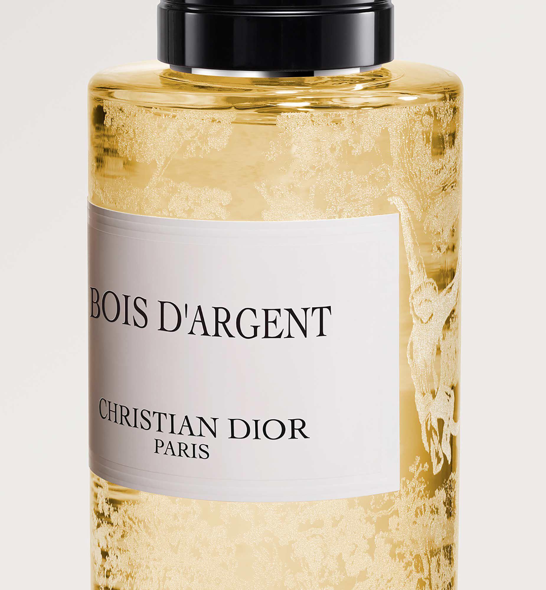 Parfum Bois D Argent Edition Limitee Gravee Toile De Jouy Dior