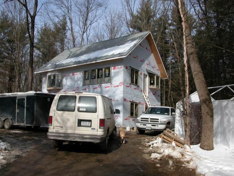 Alfandre Guest House exterior