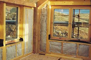 Wool-Insulation