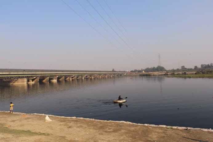 India: Yamuna floodplain devastated by festival | News | Eco-Business |  Asia Pacific