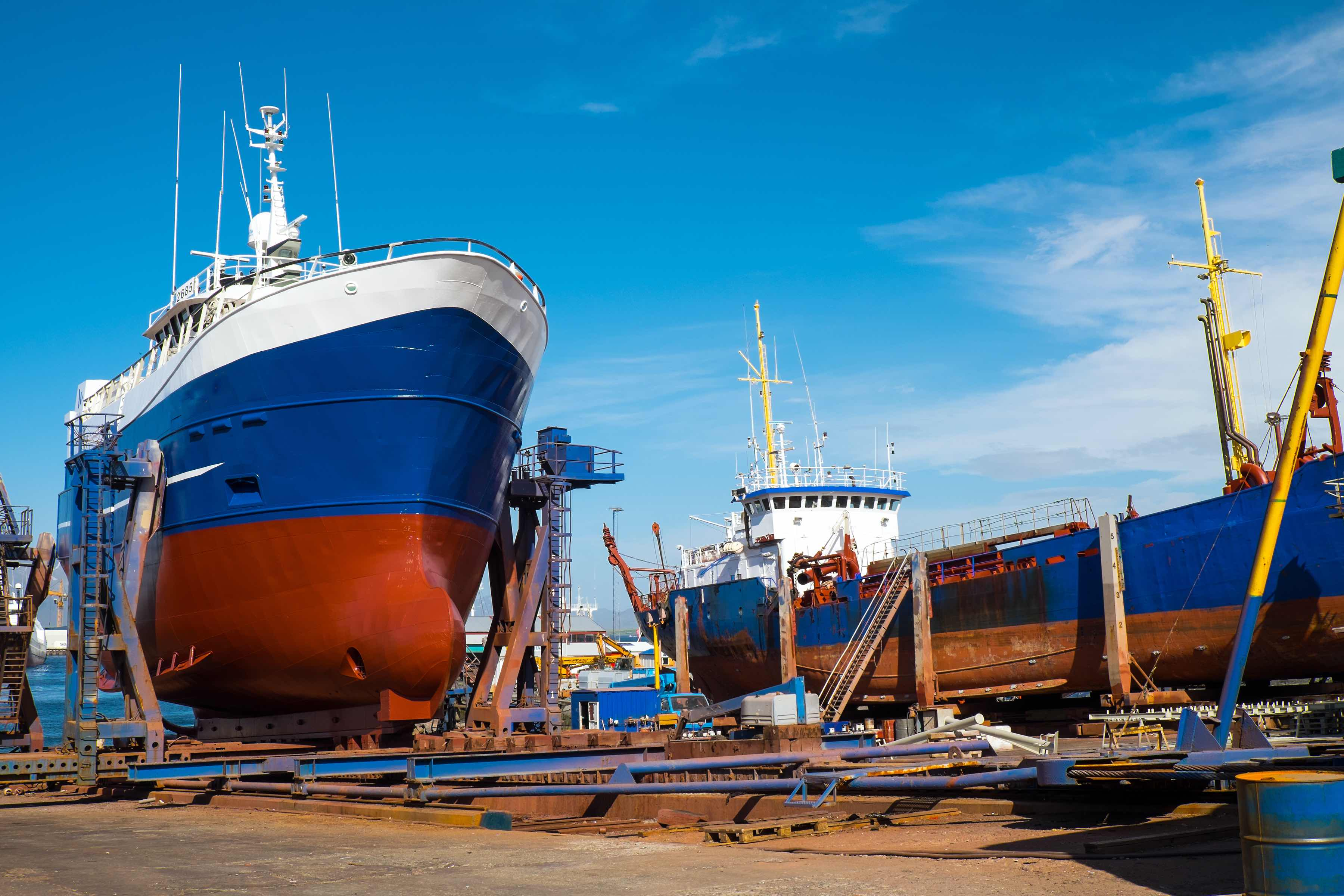 Construction Maritime