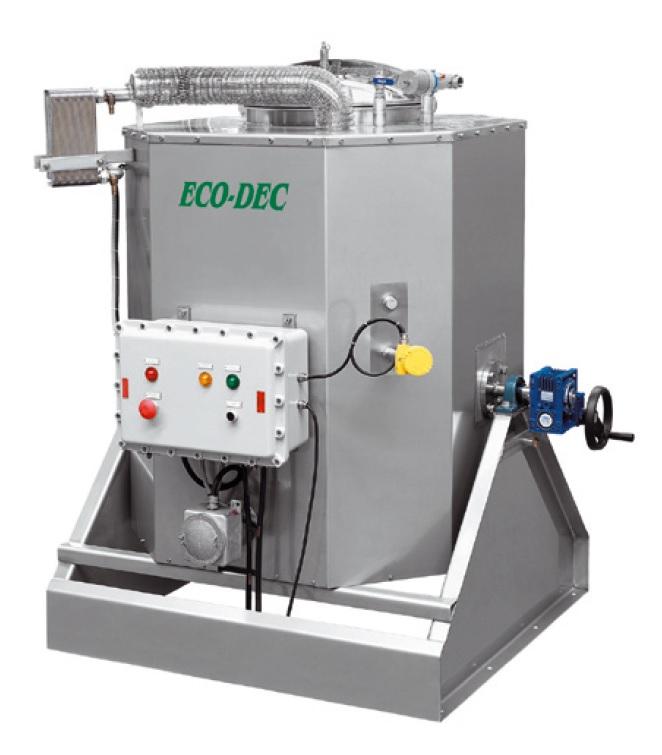 Solvents regenerator 500 litres
