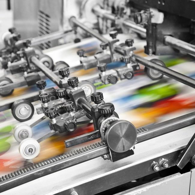Solution recyclage produits imprimerie