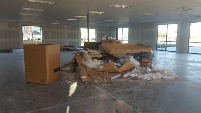 Junk Removal Of Construction Debris In San Jose Ca