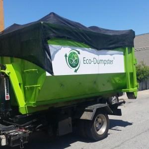 We have the proper trash dumping equipment.