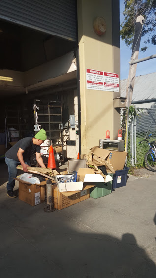 We take your junk from your Eco-Dumpster® junk removal bin and we donate it.