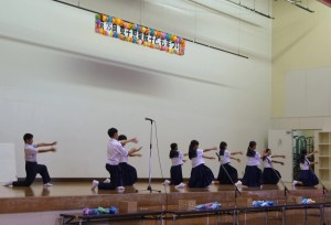 吹奏楽ダンス