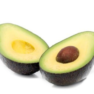 one cut organic avocado