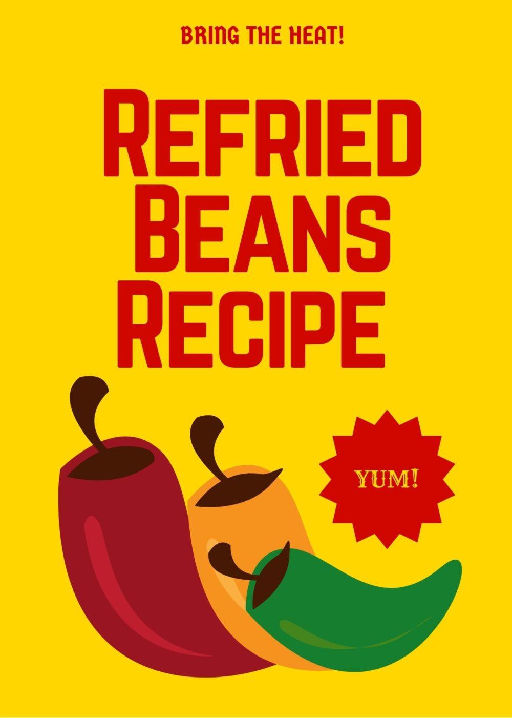 Recipe: Easy Refried Beans