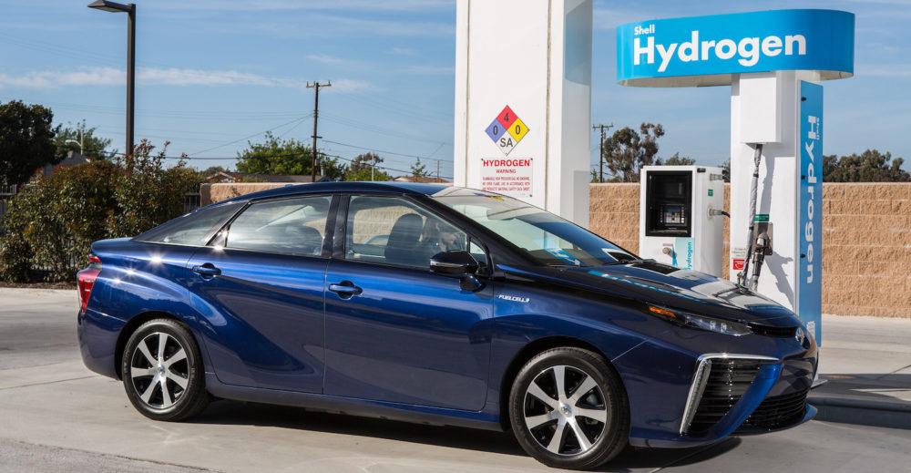 """Automobile / """"J'ai testé la voiture à hydrogène"""""""
