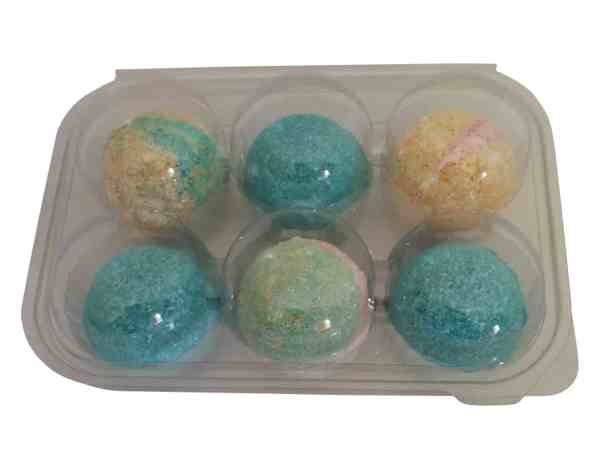 eco solutions bath bombs natural products