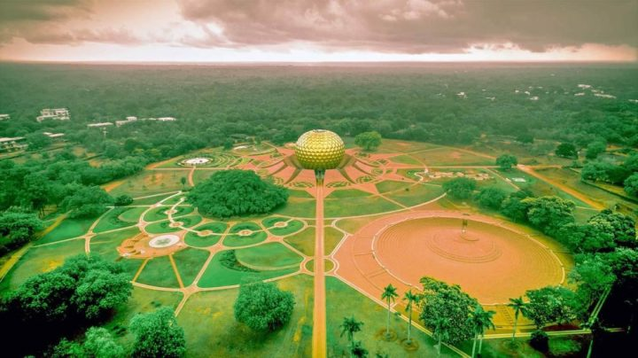 Auroville in India, the experiment of an urban jungle to realize human unity – Ecovillage Europe