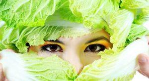 Njeno veličanstvo, zelena salata