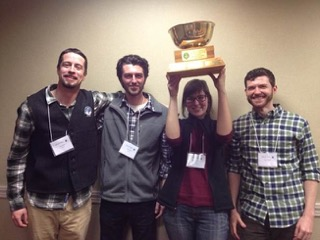 UMass Student Chapter of the Society of American Foresters Wins Quiz Bowl