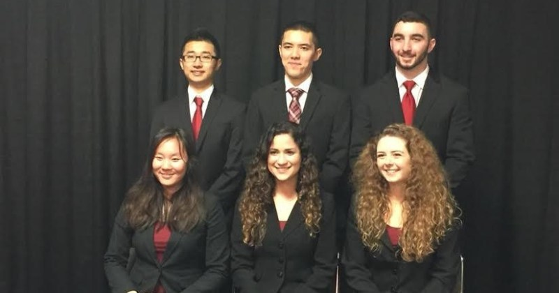 UMass RCMC Team Takes 11th Place at International Builders Show