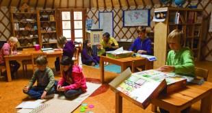 As escolas em tempos de desertificação