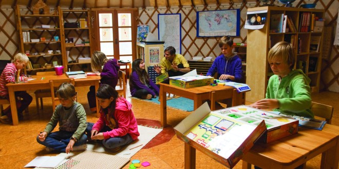 School at a time of rural exodus