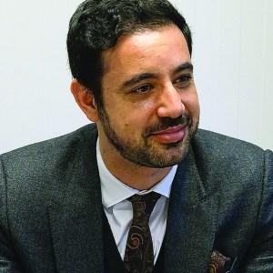Vitor Gonzalves, CEO Aguas de MOnchique