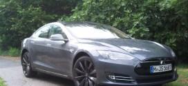 ECO123 Tesla Testfahrt
