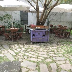 cor de tangerina - Guimarães