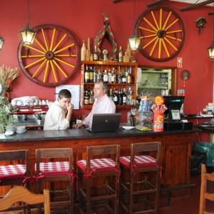 restaurante o charrette em monchique