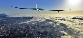 Solar Impulse over San Fransisco