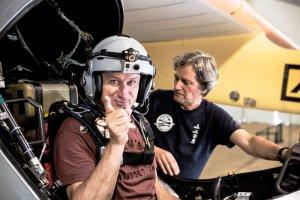 Andre Borschberg, Solar Impulse Piloto