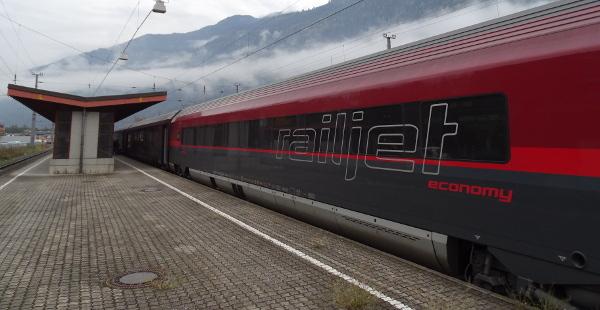 Suica-interrail