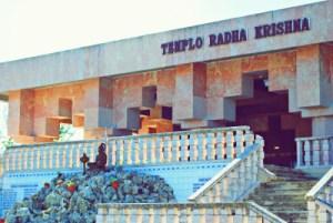 Templo Hindu Radha Krishna