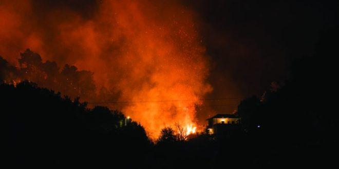 Incendios Monchique