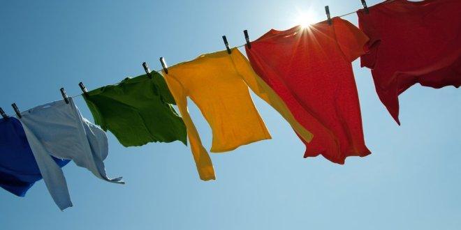 secar roupa ao sol