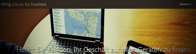 Hotels in Bing Maps eintragen
