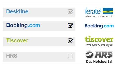 Der Feratel/Easybooking Channel Manager schließt die wichtigsten Kanäle an