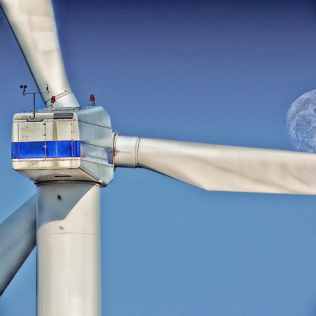 """Голосуйте """"зелено"""" і спонукайте політиків діяти за клімат, вітряк"""