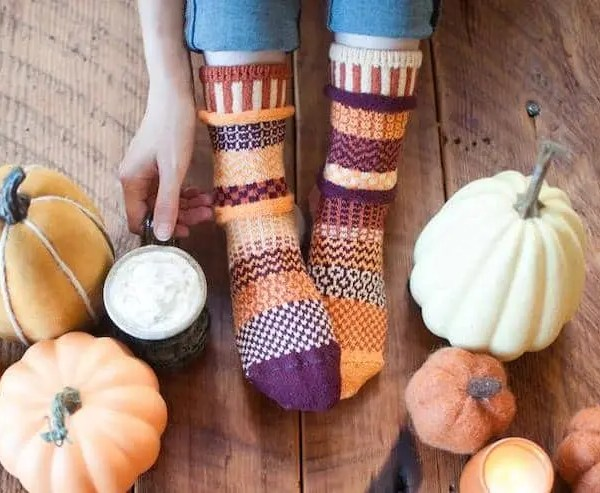 ethical socks for winter season