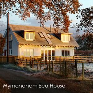 Wymondham passivhaus
