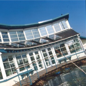 York Zero CO2 Environmental Education Centre Yorkshire