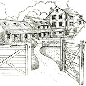 FWBO Vajraloka Buddhist Residential Retreat Centre. Wales