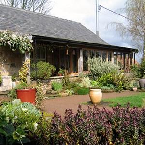 Harnham Buddhist Monastery Abbots Kuti Residence Northumberland
