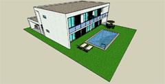 Projecto de Arquitectura Bioclimática - Vivenda 2