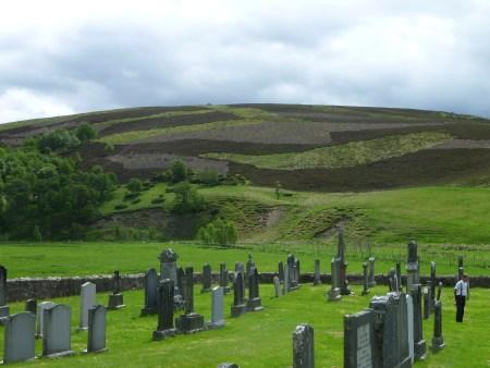 Aberdeenshire landscape - photo: Chris Fremantle
