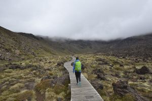 How to do the Tongariro Crossing
