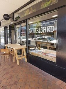 Vegan Review of the Nourished Eatery