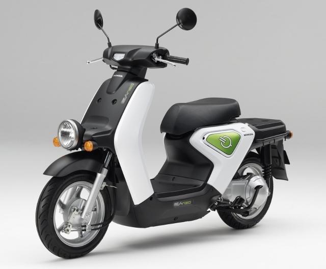 電気バイク
