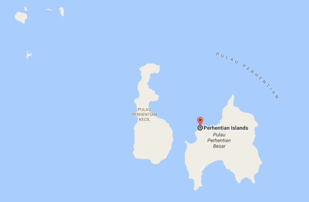 Perhentian Islands Maps